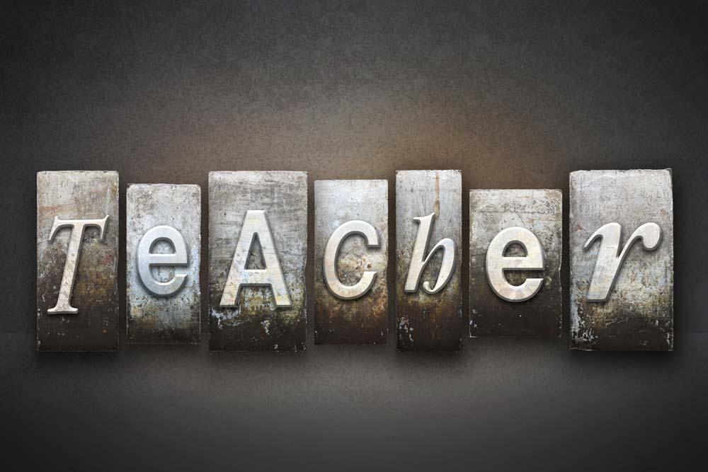 teacher and private tutor