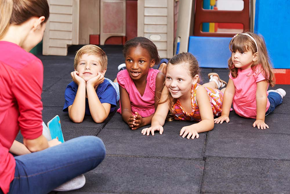Online Learning: Supporting Preschool Students